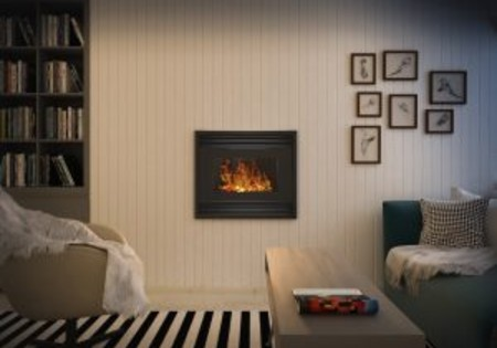 NORDIC FIRE ULTIMATE WIDEVIEW 10KW